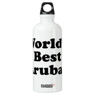 World's Best Aruban Water Bottle