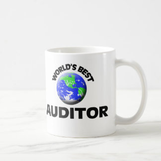 World's Best Auditor Coffee Mug