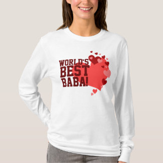 World's Best Baba T-Shirt