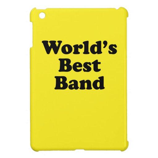 World's Best Band iPad Mini Case