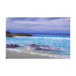 Worlds Best Beaches Canvas Print