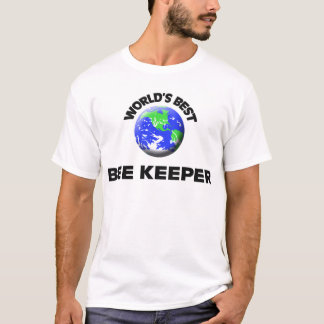 World's Best Bee Keeper T-Shirt