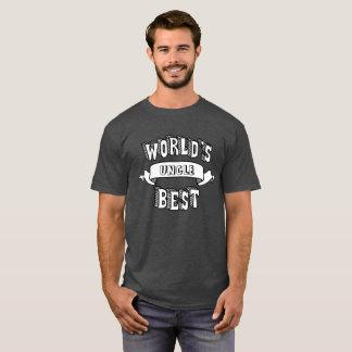 World's Best Blank Typography Text Shirt