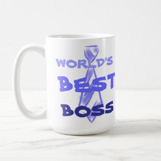 World's best boss office employer employee coffee mugs