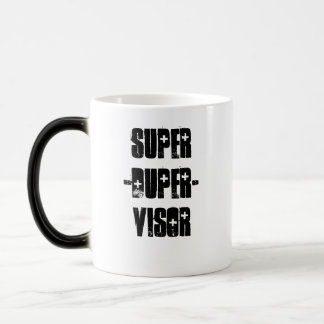 Worlds Best Boss, Super-duper-visor Magic Mug