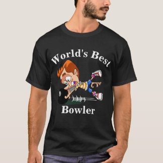 World's Best Bowler T-Shirt