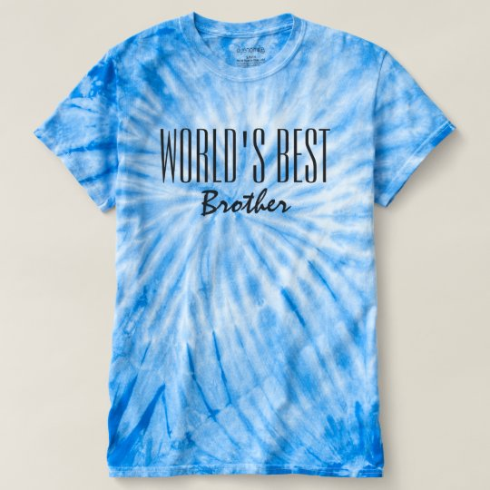 World's Best Brother T-shirt