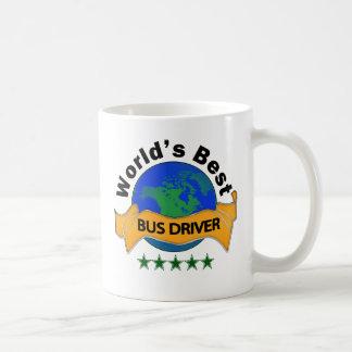 World's Best Bus Driver Coffee Mug