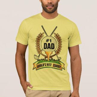 World's Best caddy....  No, Daddy! T-Shirt