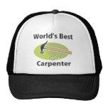 World's Best Carpenter Hat