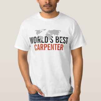 World's best Carpenter T-Shirt