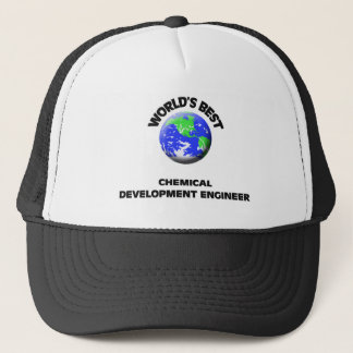World's Best Chemical Development Engineer Trucker Hat