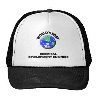 World's Best Chemical Development Engineer Trucker Hat