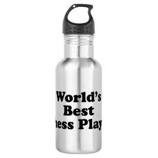 World's Best Chess Player 532 Ml Water Bottle