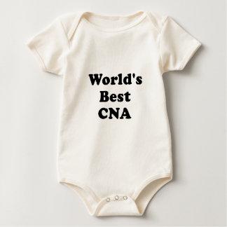 Worlds Best CNA Baby Bodysuit