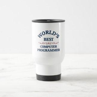 World's best Computer Programmer Travel Mug