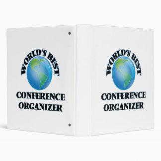 World's Best Conference Organizer Binder
