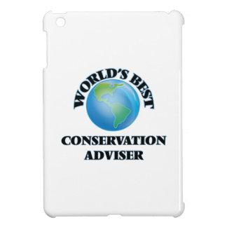 World's Best Conservation Adviser iPad Mini Covers