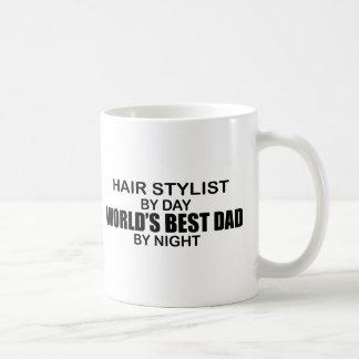 World's Best Dad - Hair Stylist Coffee Mug