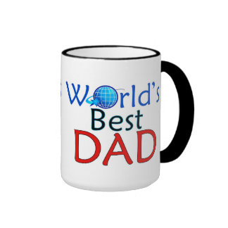 World's Best DAD - Mug