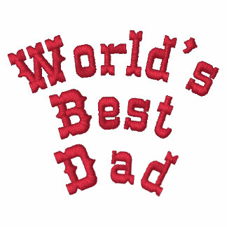 World's Best Dad Polo Shirts