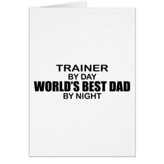World's Best Dad - Trainer Card