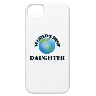 World's Best Daughter iPhone 5 Covers