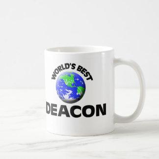 World's Best Deacon Coffee Mug