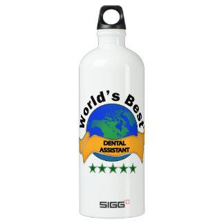 World's Best Dental Assistant Water Bottle