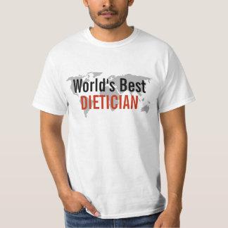 World's best Dietician T-Shirt