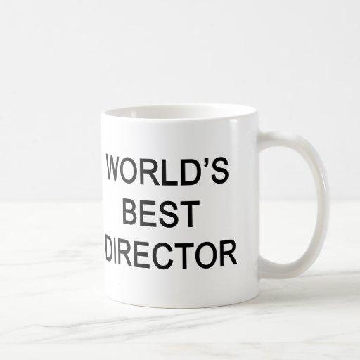 WORLD'S BEST DIRECTOR MUG