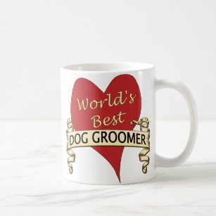 Worlds Best Dog Groomer Gifts On Zazzle Ca