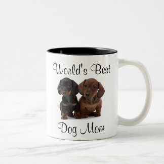 Worlds Best Dog Mom Coffee Mug