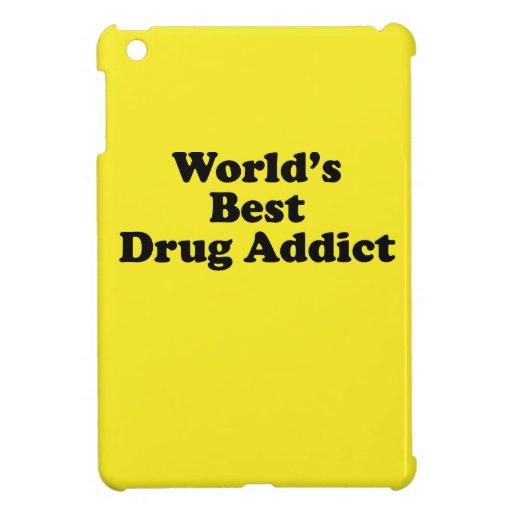 World's Best Drug Addict iPad Mini Case