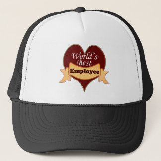 World's Best Employee Trucker Hat