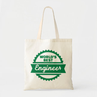 World's best Engineer Tote Bag