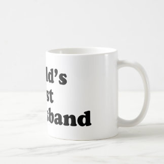 World's Best Ex Husband Coffee Mug