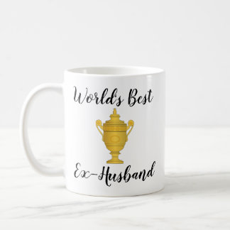 World's Best Ex-husband Mug