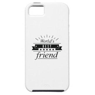 World's Best Friend iPhone 5 Case