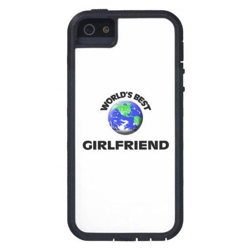 World's Best Girlfriend iPhone 5/5S Case