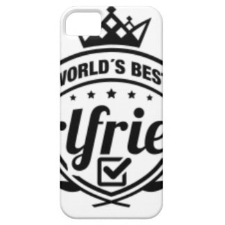 WORLDS BEST GIRLFRIEND CASE FOR THE iPhone 5