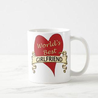 World's Best Girlfriend Coffee Mug