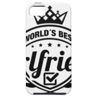 WORLDS BEST GIRLFRIEND iPhone 5 CASES
