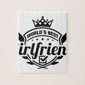 WORLDS BEST GIRLFRIEND PUZZLES
