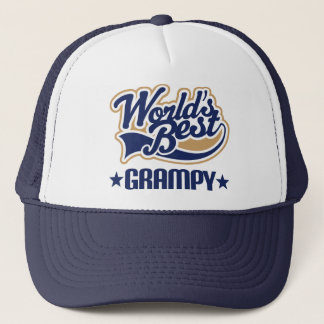 Worlds Best Grampy Trucker Hat