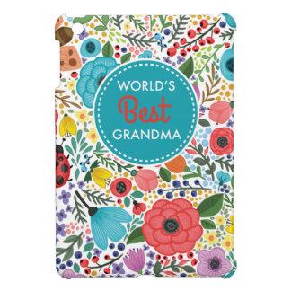 World's Best Grandma Case For The iPad Mini