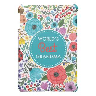 World's Best Grandma iPad Mini Case