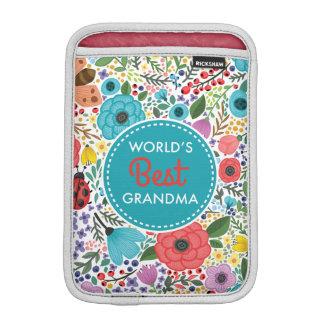 World's Best Grandma iPad Mini Sleeve
