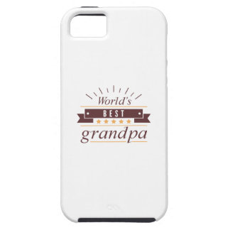 World's Best Grandpa iPhone 5 Case