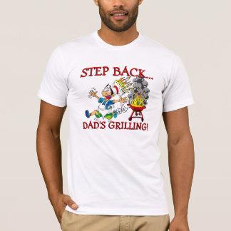 Worlds Best Grilling Dad T-Shirt
